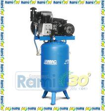 Compressore aria cinghia Verticale 270 lt ABAC B7000 270 VT10 - 10 HP 7,5 kW