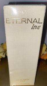 Eternal Love Parfums Eau De Perfume For Women 3.4oz/100 Ml. New in box