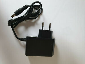 EU Plug Ladegerät Netzteil Adapter AC 100-240V 50/60Hz 12V 1A Power Supply