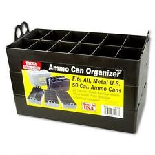 MTM CASE-GARD ACO AMMO CAN ORGANISER FITS ALL NATO/US TINS WITH 22 COMPARTMENTS