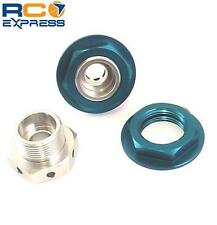 Hot Racing  Aluminum 23mm Hex 8mm Axle Hub Hellfire LST2 WHT2306