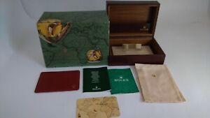 Genuine Rolex Watch Box Case 53.00.01 /0419882003