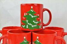 WAECHTERSBACH CHRISTMAS TREE Coffee Mug Cup W. Germany (Multiples Available)