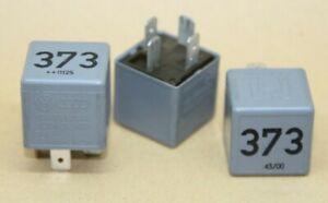 Relais Nr. 373 8D0951253A Mehrzweckrelais 12V 35A-40A - VW AUDI SKODA SEAT
