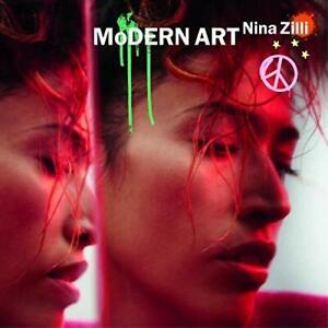 Restposten Nina Zilli Modern Art Sanremo Edt 2018 Audio CD Pop Album 31 Stück