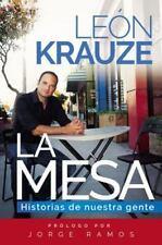La mesa: Historias de nuestra gente (Spanish Edition)-ExLibrary