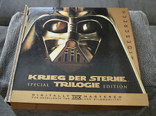 Star Wars Trilogie - Special Edition Box auf Laserdisc - Deutsch