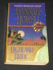 msm HANNAH HOWELL ~ HIGHLAND BRIDE