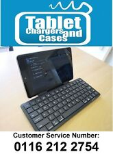 "Bluetooth Keyboard/Stand/Holder/Dock for 7"" HP Slate 7 Plus HD Tablet PC"