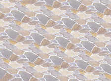 FALLER HO SCALE 1/87 BUILDING MATERIAL SHEET - NATURAL STONE (1) | 170627