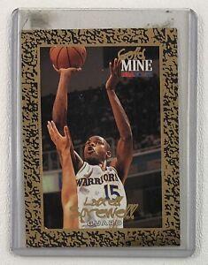 LATRELL SPREWELL 1995 Skybox NBA Hoops GOLD MINE Basketball Card #435 Excellent