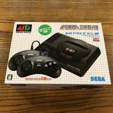 Mega Drive Mini W Console 2 Controller Japanese Version Classic SEGA
