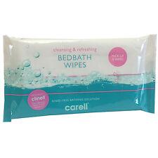 Carell Premium sciacquare e alcol GRATIS pulizia igiene ospedaliera Bed Bath Salviette