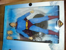 """Superman Returns Deluxe Figure 13"""" approx Inches - VERY RARE - Brandon Ruth"""