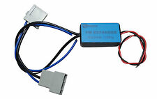 12MHz FM Band Expander Convert for NISSAN 2007 On  Radio Frequency Up 108MHz