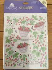 Vintage Religious Dayspring Stickers 4 Sheets New In Package Corinthians Scriptu