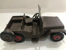Dinky Military Jeep