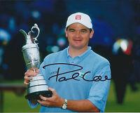 Paul LAWRIE SIGNED Autograph 10x8 Photo AFTAL COA Open Winner CARNOUSTIE