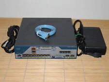 Cisco C1861-SRST-B/K9 Integrated Services Router SRST or  CME 8x PoE, 4FXS, 2BRI