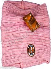 SCALDACOLLO d'extrémité écharpe TUBE OFFICIEL MILAN rosa