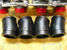 Honda CB 750 Four K1 K2 Ansaugstutzen Set Insulator Set A + B