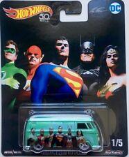 Hot Wheels 2018 DC Comics Justice League VOLKSWAGEN T1 Panel 50th Anniversary