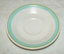 4 VG Tulip Time Franciscan Saucers - NO CUPS