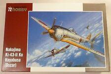 Special 1/72 Nakajima Ki-43-II Ko Hayabusa Oscar 72170