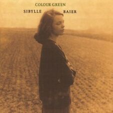 Sibylle Baier - Colour Green [New Vinyl LP]