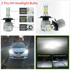 2 x LED H4 Hi/Lo Bulbs Car Driving Fog Light Headlight 160W Waterproof(US Stock)