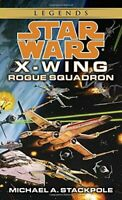 X-Wing 001: Rogue Squadron (Star Wars) by Stackpole, Michael A. Paperback Book