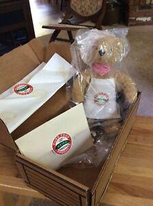 North American Bear Co. Heinz 57 Varieties Limited Edition Teddy Bear Chef