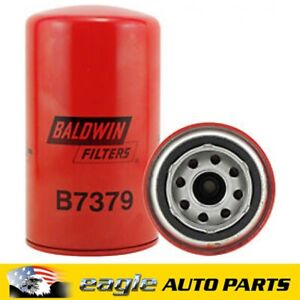 Ford Super Duty with V8-406 (6.7L) Turbo Diesel Engine Baldwin Oil Filter B7379