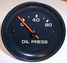 1977 Corvette Oil Pressure Gauge GM Restoration Oil Press C3 NEW