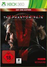 Metal Gear Solid V: the Phantom Pain-Day One Edition xbox360 nuevo embalaje original &