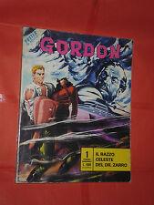 FLASH GORDON- N°1-COMPLETO CARTOLINA E del RARO POSTER attaccato -SPADA- GIGANTE
