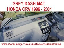 GREY DASH MAT, DASHMAT, DASHBOARD COVER FIT HONDA CRV 1996 - 2001, GREY