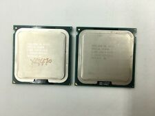 Matched Pair2x Intel XEON QUAD X5470 SLBBF 3.33GHz 12MB, 1333MHZ, LGA 771 CPU
