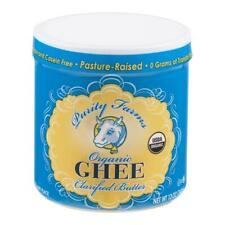 New Organic Purity Farms Ghee Clarified Butter Case of 12 (13 oz ) Vegan
