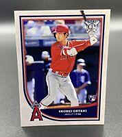 Shohei Ohtani RC 2018 Topps Big League #141 Rookie Card Los Angeles Angels MLB