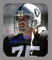 Item#4002 Howie Long Oakland Raiders Facsimile Autographed Mouse Pad