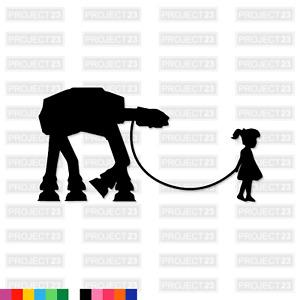 STAR WARS BANKSY Baby Yoda JAP Drift DUB VAG Window/Car/Van Decal Sticker 044