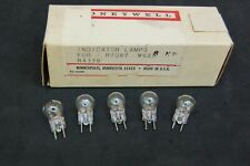 Honeywell Indicator Lamp for R7087 W625 R4138 Lot 5 Old Stock Box Control Part