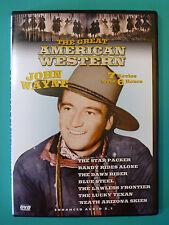 Star Packer / Blue Steel / Lucky Texan / Randy Rides Alone  (DVD*7 Movies)