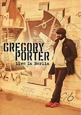 Gregory Porter - Live in Berlin (DVD) New & Sealed