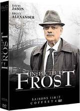 DVD SERIE INSPECTEUR FROST SAISON 11&12 VENTE EDITEUR