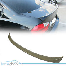 BMW E90 Sedan OE Type Trunk Rear Boot Spoiler Wing M3 328i 335i