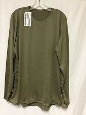 GEN III LEVEL 1 SHIRT, CONCEAL, COYOTE, LARGE LONG, NWT