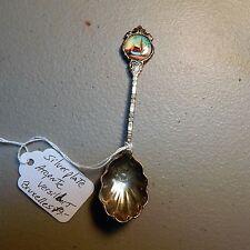 Silverplate Argente Versilbert Bruxelles Collector/Souvenir Spoon