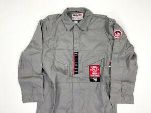 Walls FR Flame Resistant Coverall Men's 50 Tall HRC 2, ATPV/ARC Rating 9.6 NWT